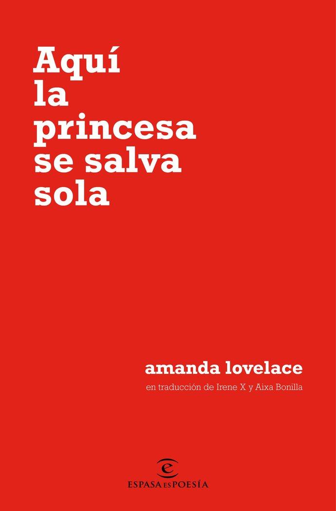 Aqui la princesa se salva sola