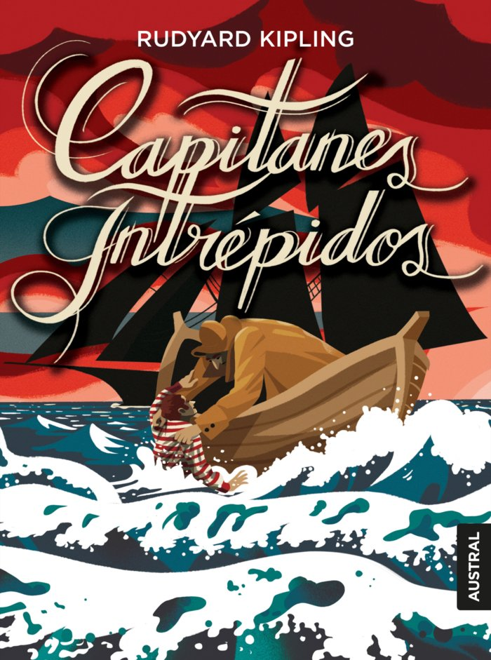 Capitanes intrepidos (t)