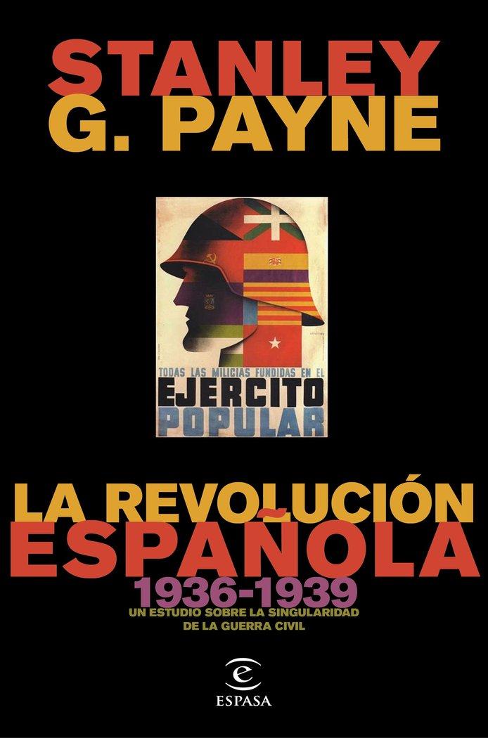 Revolucion española (1936-1939),la