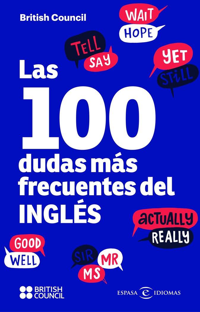 100 dudas mas frecuentes del ingles,las