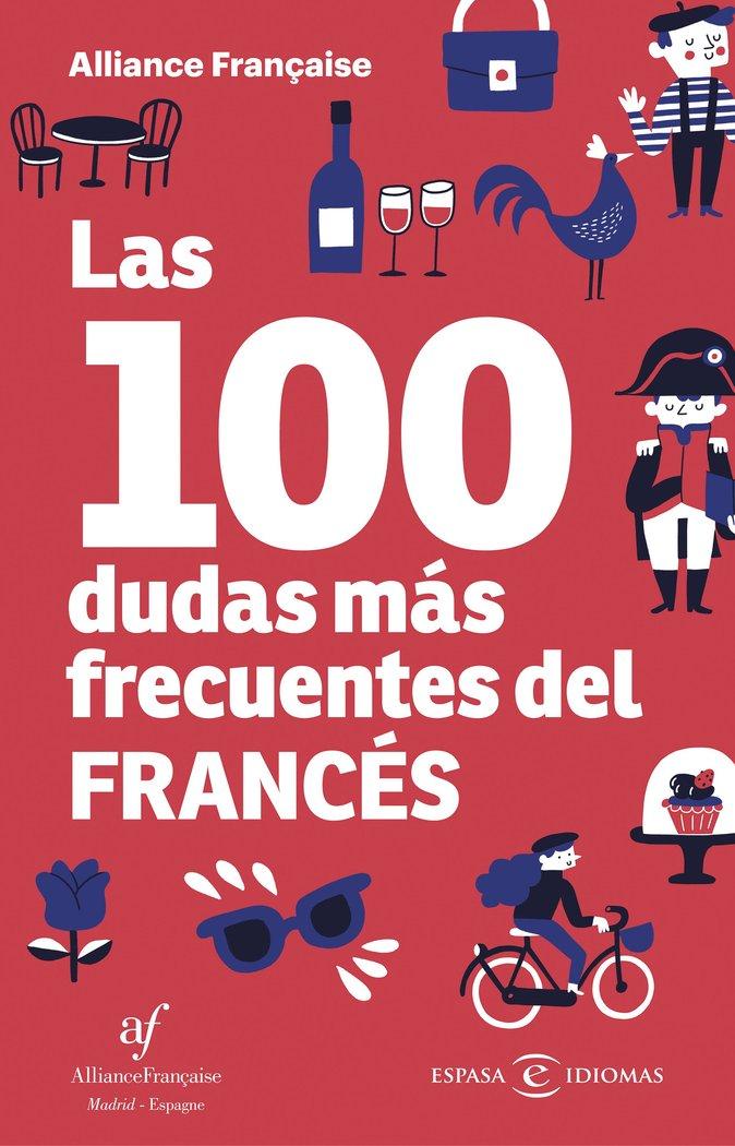 100 dudas mas frecuentes del frances,las