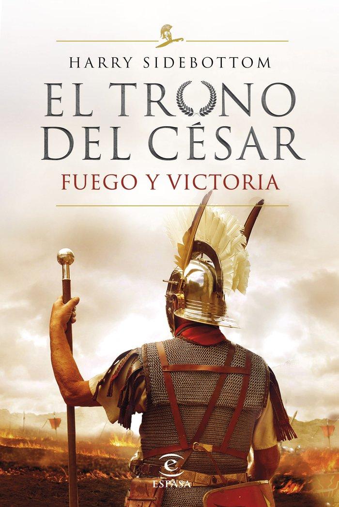 Trono del cesar fuego y victoria,el