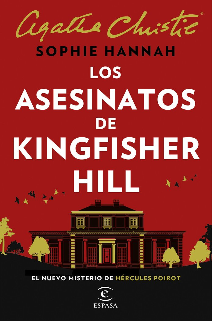 Asesinatos de kingfisher hill,los