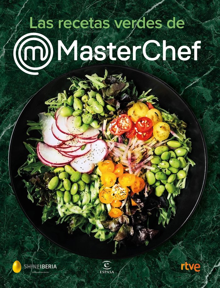 Las recetas verdes de masterchef