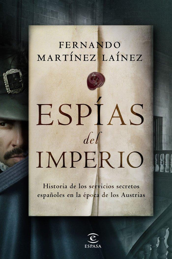Espias del imperio historia de los servici