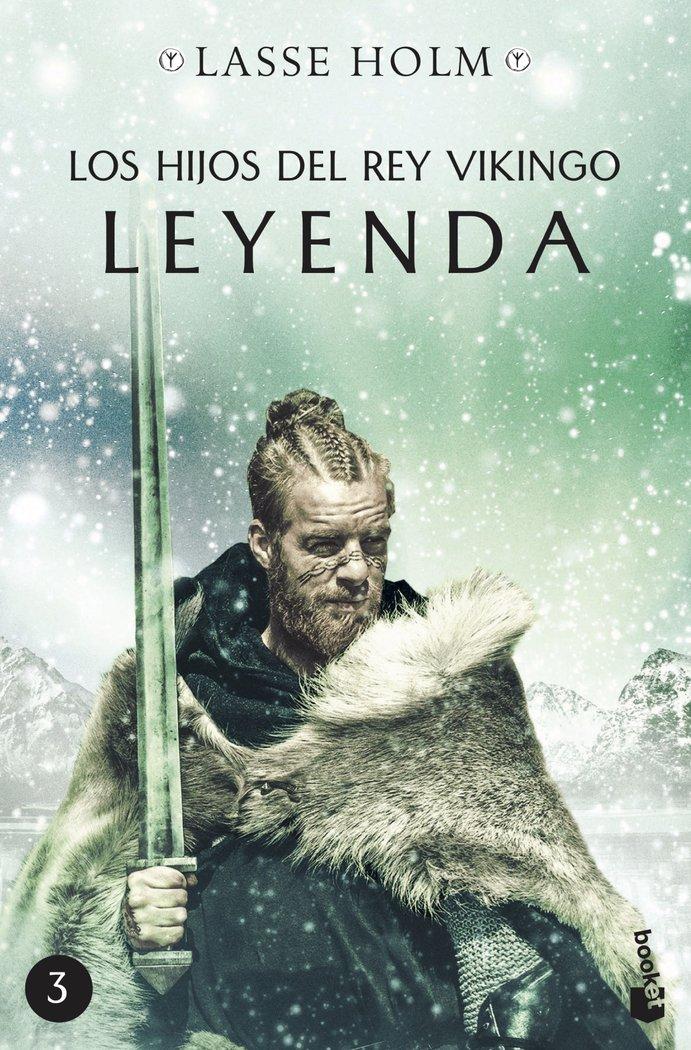 Los hijos del rey vikingo leyenda