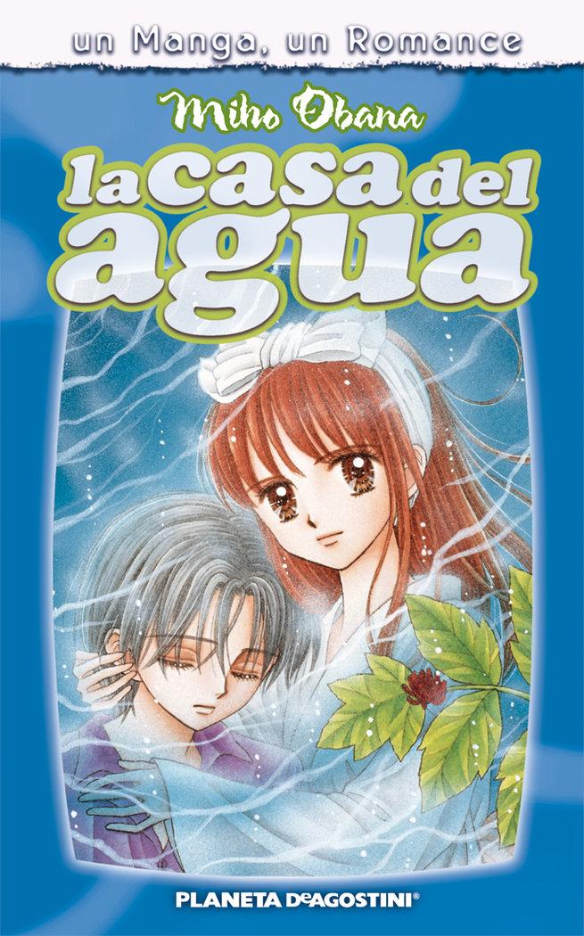 Un manga,un romance nº11/14 la casa del agua