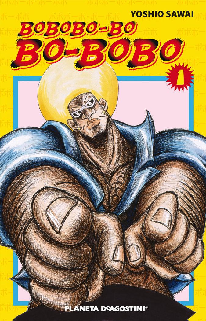 Bobobo bo 1