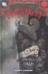 Batman arkham nº12:arkham asylum