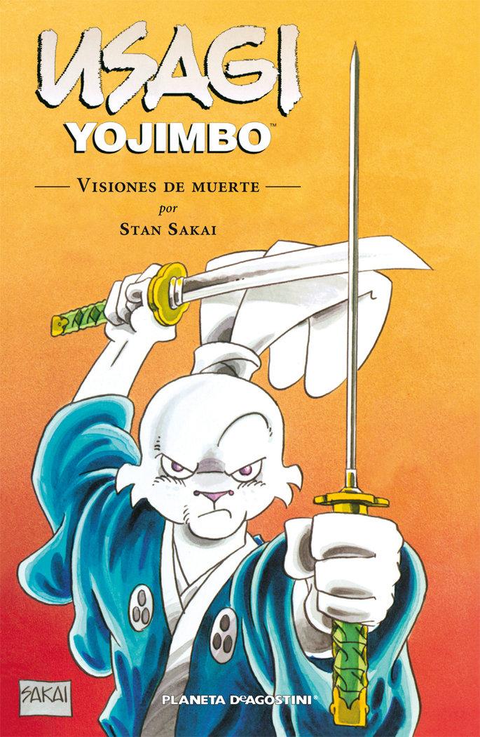 Usagi yojimbo visiones de muerte