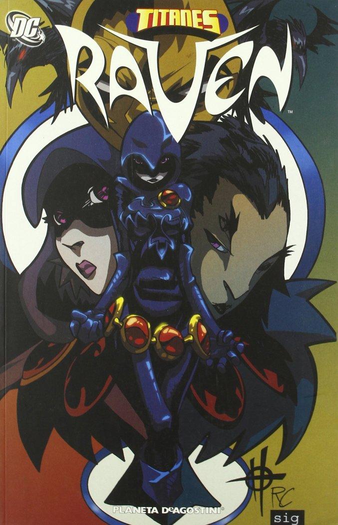 Titanes raven