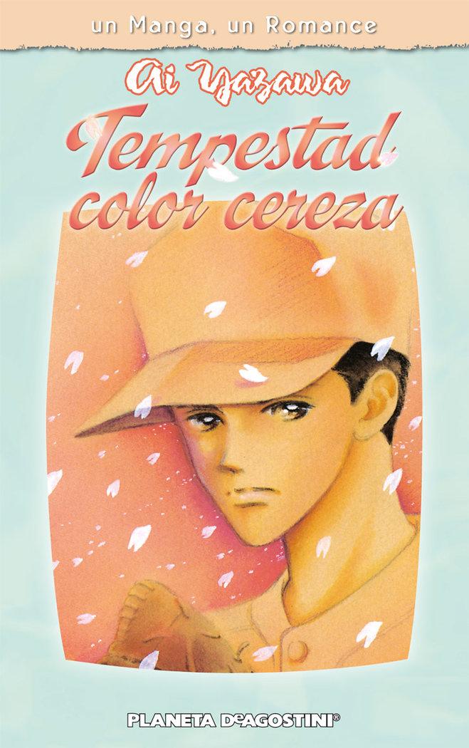 Tempestad color cereza