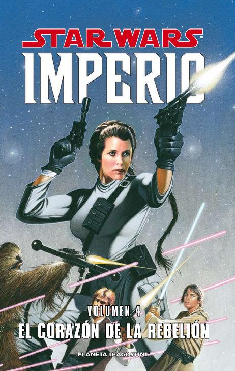 Star wars imperio nº04/07