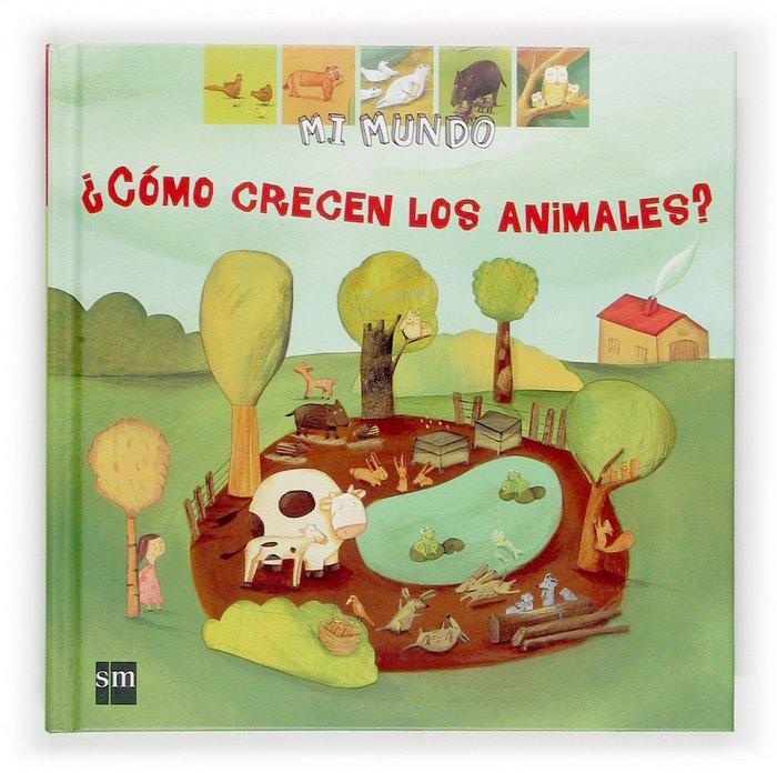 Como crecen los animales