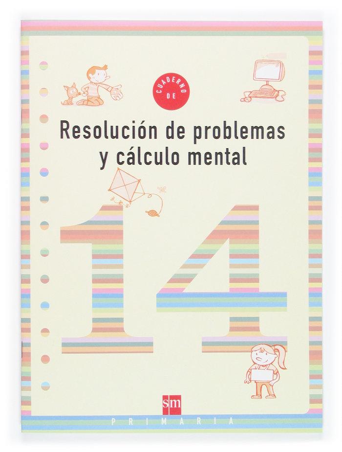Cuaderno resol.probl.calculo mental 14 5ºep 06