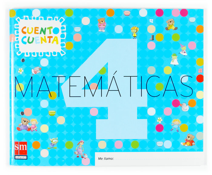 Matematicas 4 4años 07 cuento cuenta