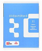 Didactired ii lexico aspectos sociolinguisticos