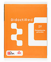 Didactired iv competencias generales