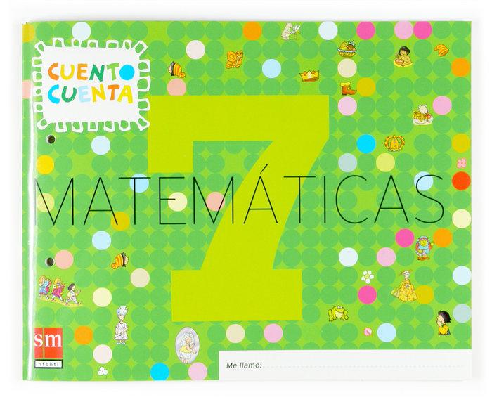 Matematicas 7 5años 07 cuento cuenta