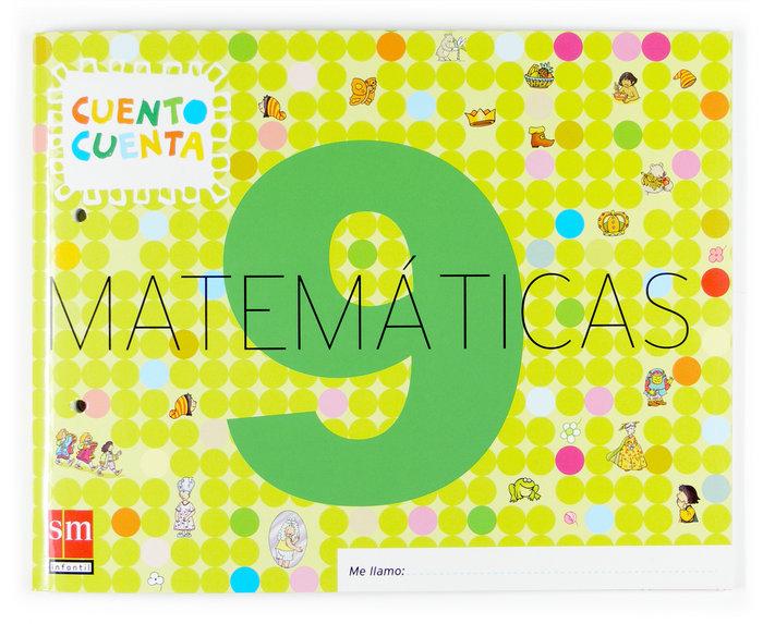 Matematicas 9 5años 07 cuento cuenta