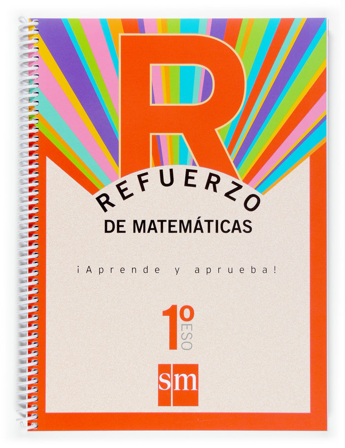 Refuerzo matematicas 1ºeso 07 aprende y aprueba
