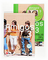 Amigos 3 pack
