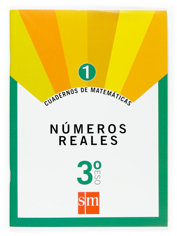 Cuaderno matematicas 1 3ºeso 07 numeros reales