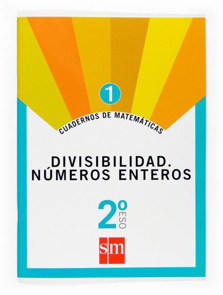 Cuaderno matematicas 1 2ºeso 07 divisibilidad nume