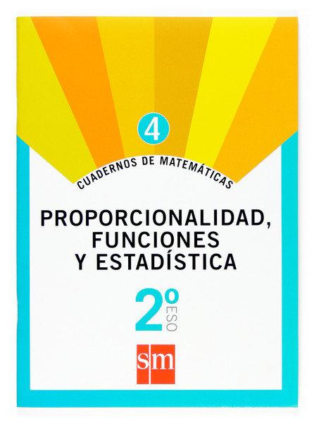 Cuaderno matematicas 4 2ºeso 07 proporcionalidad f
