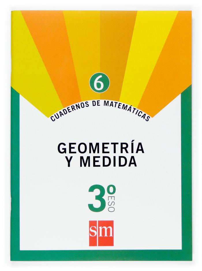 Cuaderno matematicas 6 3ºeso 07 geometria medida