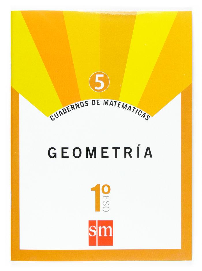 Cuaderno matematicas 5 1ºeso 07 geometria