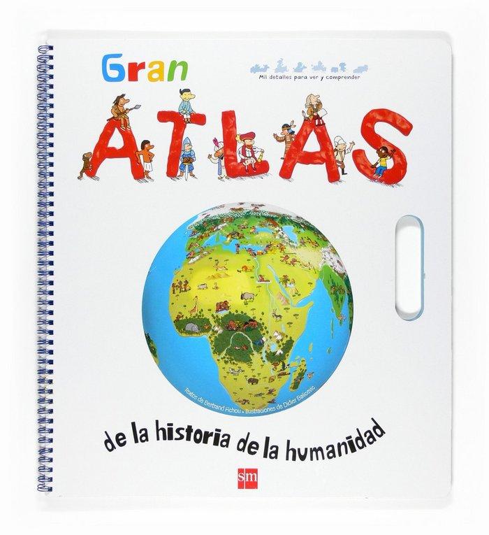 Gran atlas historia de la humanidad