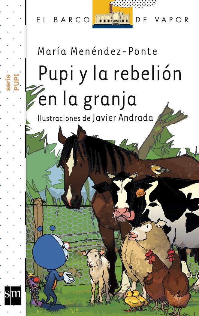 Pupi y la rebelion en la granja bvb
