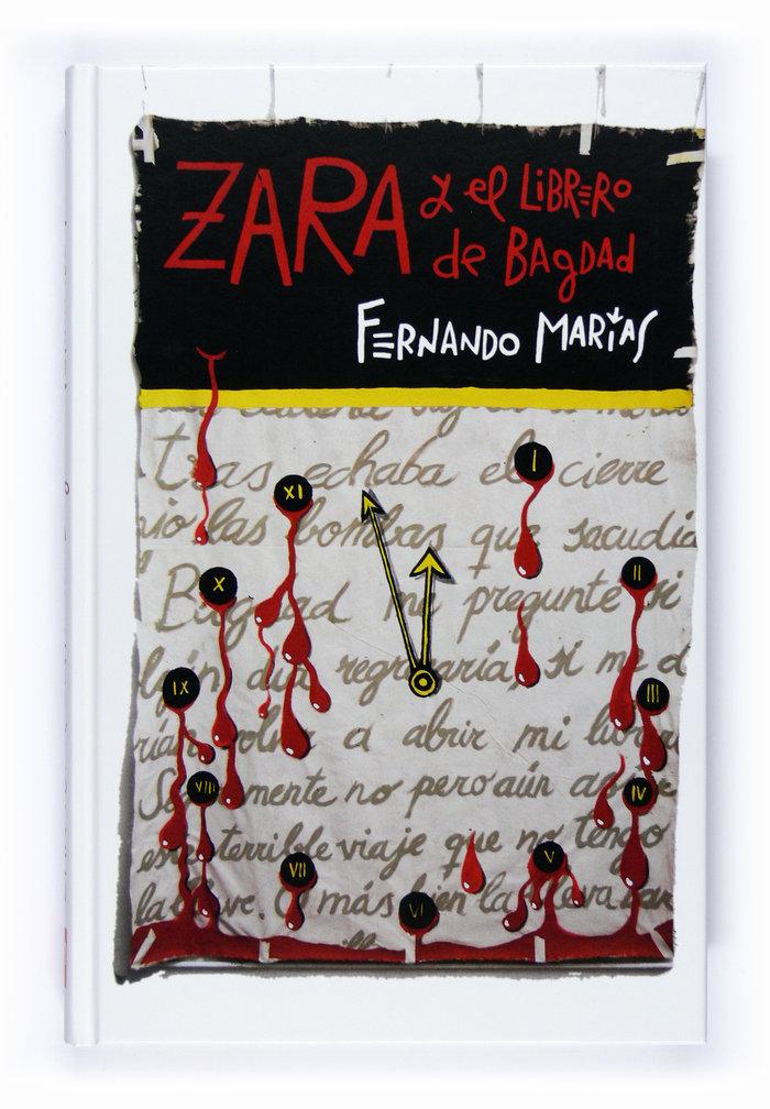 Zara y el libro de bagdad premio gran angular 2008