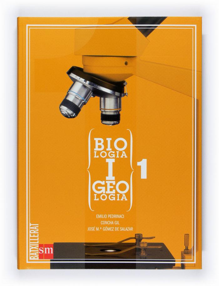 Biologia i geologia (valenciano) 1ºbatxillerat