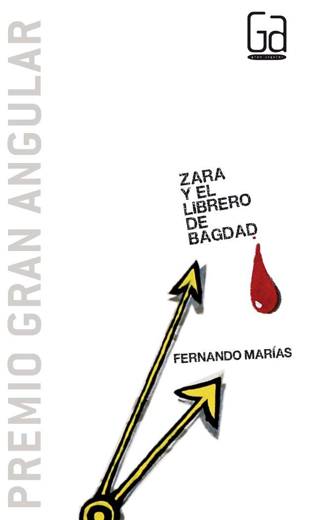 Zara y el librero de bagdad premio ga 2008