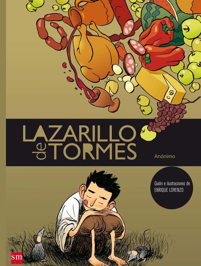 Lazarillo de tormes comic