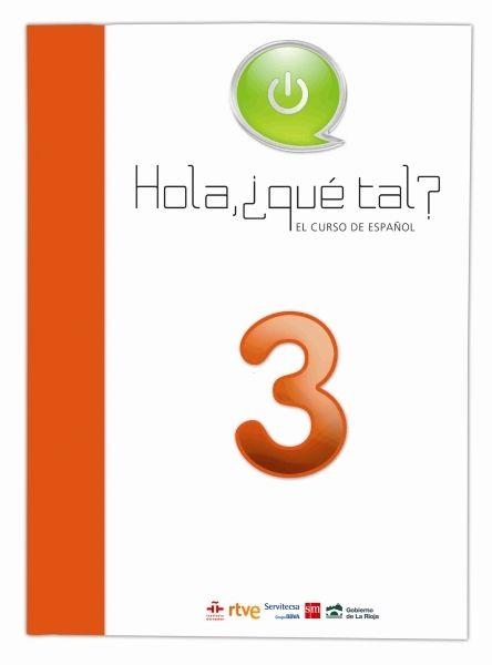 Hola que tal el curso de español 3 modul