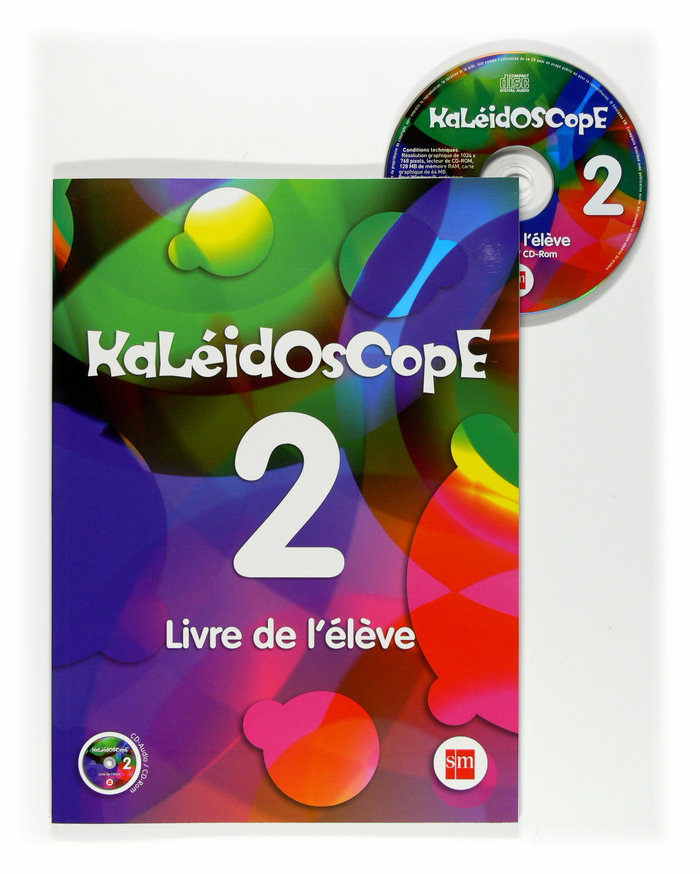 Kaleidoscope 2 6ºep eleve 09