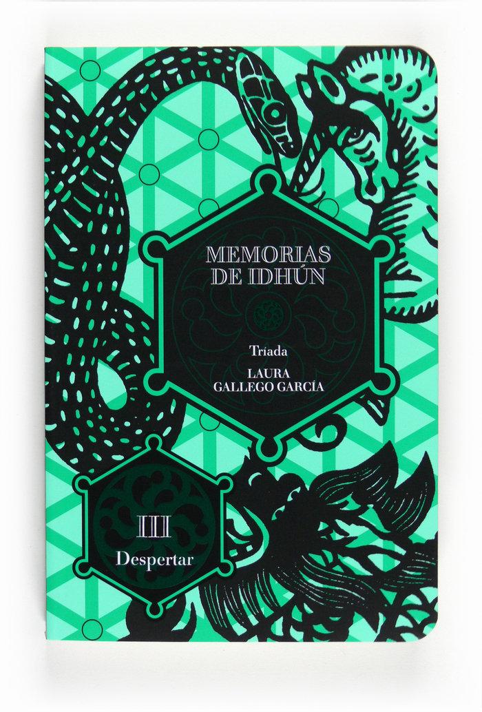 Memorias de idhun iii despertar (r)
