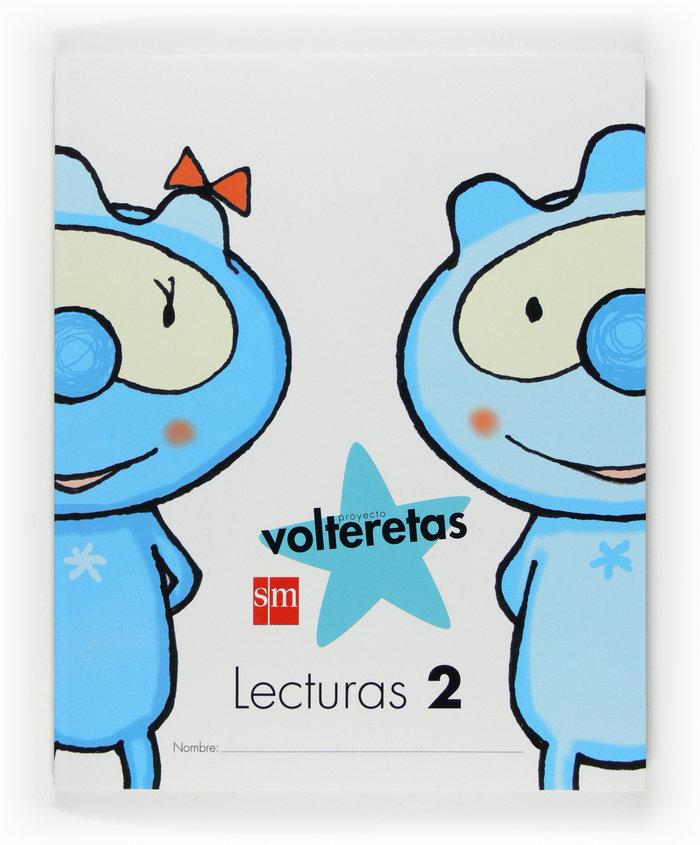 Lecturas volteretas 2 ei 2010