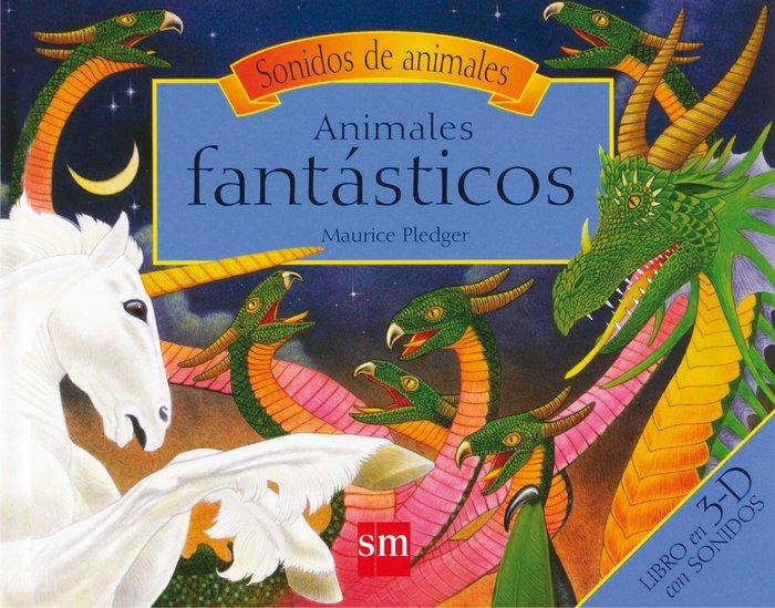 Animales fantasticos sonidos de animales