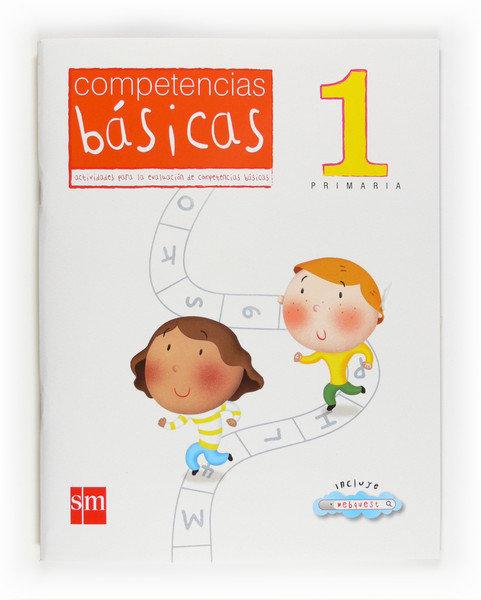 Competencias basicas 1ºep 2010