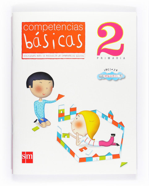 Competencias basicas 2ºep 2010