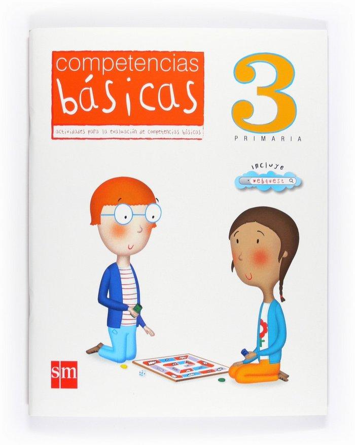 Competencias basicas 3ºep 10