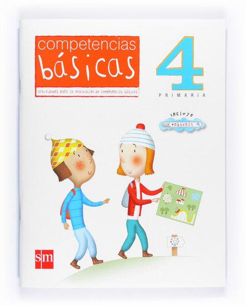 Competencias basicas 4ºep 2010