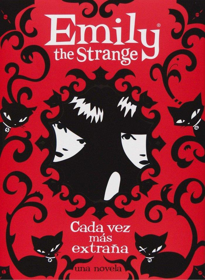 Emily the strange ii cada vez mas extraña