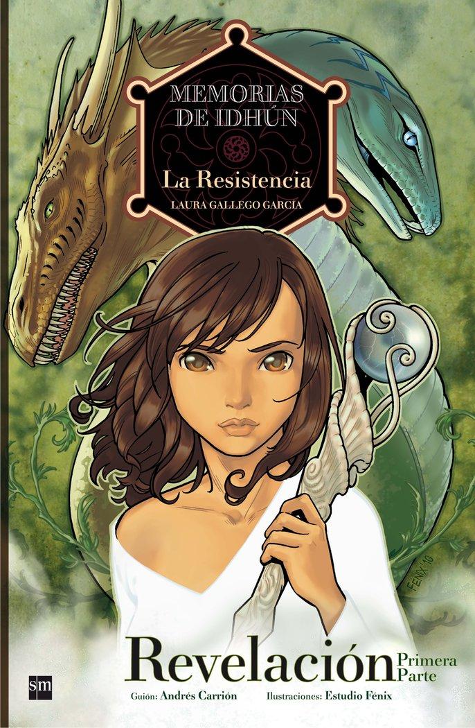 Resistencia revelacion 1ª comic memorias idhun