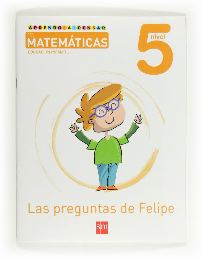 Aprendo a pensar con matematicas 5 4años 12