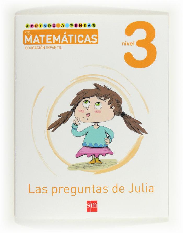 Aprendo a pensar con matematicas 3 3años 12
